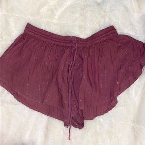 """Urban Outfitters """"Out From Under"""" shorts NWT"""